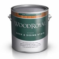WOOD Royal Deck Siding Semi-transparent Oil Stain - цвет White Birch, 3.78 литра