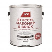 Эластичная матовая краска Stucco, Masonry Brick Coating