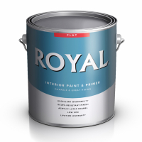 Краска для стен Royal Interior Wall Trim Paints, моющаяся