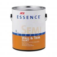 Краска для внутренних работ Essence Semi-Gloss Interior Wall Trim Paint
