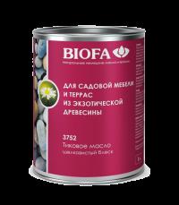Тиковое масло BIOFA - 3752