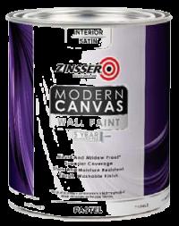 Краска Zinsser Modern Canvas Wall Paint