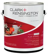 Фасадная краска Clark Kensington Paint Primer in one flat Premium Exterior
