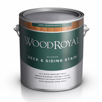 WOOD Royal Deck Siding Semi-transparent Oil Stain - цвет White Birch, 3.78 литра