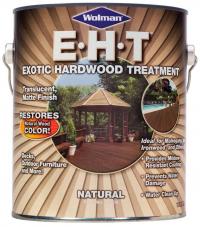 Пропитка по экзотическим породам древесины Wolman Exotic Hardwood Treatment