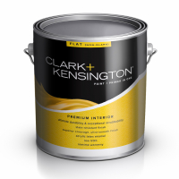 Clark Kensington Paint Primer in one Premium Interior Flat (NON-GLARE)