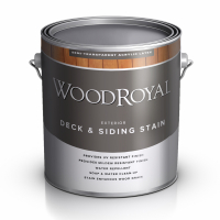 Ace WOOD Royal Deck Siding Semi-transparent Latex Stain пропитка для наружных работ