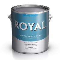 Моющаяся краска для стен Royal Eggshell Interior Wall Trim