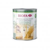 Универсальное твердое масло BIOFA - 2044