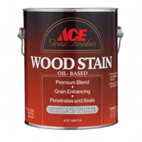 Ace Great Finish Wood Stain Pickling White