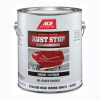 Краска по металлу Rust Stop Metal Oil-Based Enamel