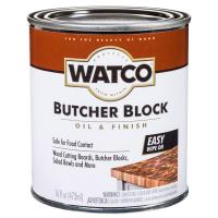 Масло для столешниц и деревянной посуды Watco Butcher Block