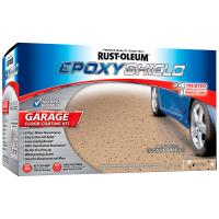 Покрытие эпоксидное для гаражных полов EPOXYSHIELD GARAGE