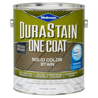 Водная пропитка для дерева Durastain One Coat Solid Color Stain