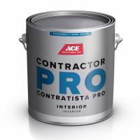 Краска для внутренних работ Contractor Pro Eggshell Interior Enamel