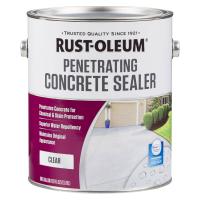 Прозрачная пропитка для бетона и камня Rust-Oleum Penetrating Concrete Sealer