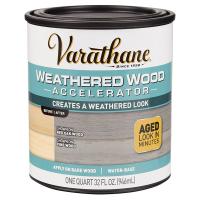 Состав для искусственного состаривания дерева Varathane Weathered Wood Accelerator