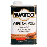 Полироль для дерева Watco Wipe-OnPoly