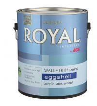 Краска для внутренних работ Royal Eggshell Interior Wall Trim