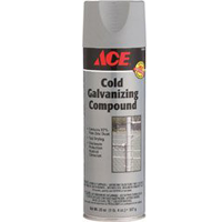 Аэрозоль Ace COLD GALVANIZING COMPOUND - Компаунд для холодного цинкования