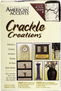Эффект трещин American Accents crackle creations