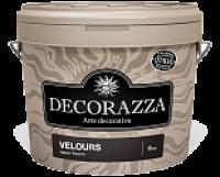 Decorazza Velours штукатурка с эффектом бархата