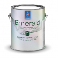 Sherwin-Williams Emerald Exterior Acrylic Latex Paint