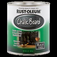 Краска с эффектом грифельной доски Rust Oleum