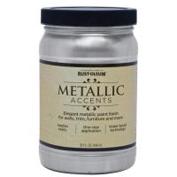 Краска с эффектом металлика Metallic Accents Rust-Oleum