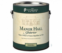 Краска для стен Manor Hall Interior Eggshell Pittsburgh Paints