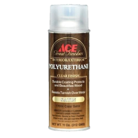 ACE CLEAR POLYURETHANE - Лак прозрачный полиуретановый