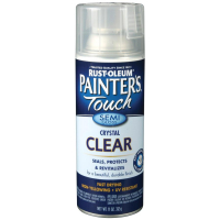 Painters Touch Crystal Clear Matte