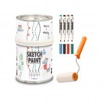 Маркерная краска Sketchpaint MagPaint