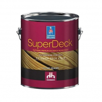 SuperDeck Exterior Waterborne Clear Sealer
