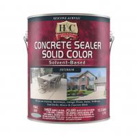 Пропитка - Лак по бетону и камню H&C Concrete Sealer Solid Color Solvent Based