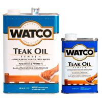 Тиковое масло Watco Teak Oil