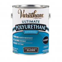 Лак Varathane Polyurethane Water Based для внутренних работ