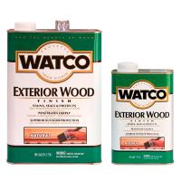 Защитное масло Watco Exterior Wood Finish.