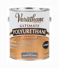 Лак Varathane Ultimate Polyurethane Oil Based для внутренних работ